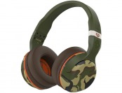 40% off Skullcandy Hesh 2 Camo Bluetooth 4.0 Headphones w/ Mic