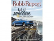 $86 off Robb Report Magazine Subscription, 12 Issues / $9.99