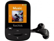 36% off SanDisk Clip Sport 8GB MP3 Player, Multiple Colors