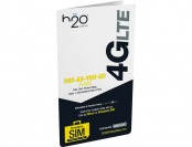 $9 off H2O Wireless 3-in-1 Universal 4G LTE SIM Card