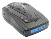 $100 off Whistler XTR-540 Cordless Radar Detector