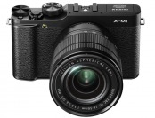 $250 off Fujifilm X-M1 Mirrorless Camera with 16-50mm Lens