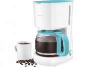$10 off Insignia 10-Cup Coffeemaker - Blue