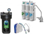 Up to 30% off Water Filtration Systems at Home Depot