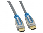 80% off Rocketfish 8' HDMI Digital A/V Cable for Wii U - Blue/Gray