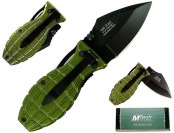 63% off Whetstone Cutlery Green Beret Grenade Folding Knife