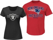 50% off Men's & Women's VF NFL Apparel