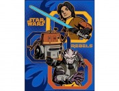 "33% off Star Wars Rebels 46"" x 60"" Throw"