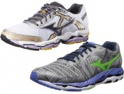 55% off Mizuno Running Shoes for Women and Men