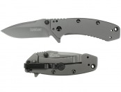 57% off Kershaw 1555TI Cryo SpeedSafe Folding Knife