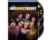 60% off The Big Bang Theory: The Complete Eighth Season DVD