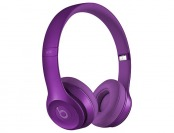 $100 off Purple Beats by Dr. Dre Solo 2 GS-MJXV2AM/A Headphones