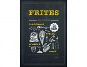 90% off Frites: Over 30 Gourmet Recipes Hardcover