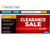 Musician's Friend Clearance Sale - Up to 93% off 900+ Items