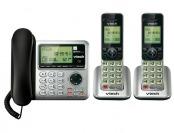 $22 off VTech CS6649-2 DECT 6.0 Expandable Phone System