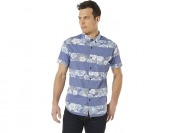 92% off Adam Levine Men's Hawaiian S/S Shirt