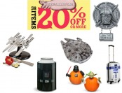 ThinkGeek Ex-Parrot Sale - 20% or More off 58 Great Items