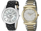 Up to 70% off Salvatore Ferragamo Watches, 12 items from $281