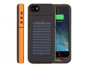 $35 EnerPlex SFI-2000-OR Surfr Battery & Solar iPhone 5 Case