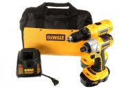 $101 off DeWalt DCK235C 18-Volt Ni-Cad Cordless Combo Kit (2-Tool)