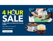 Best Buy 4 Hour Sale - Everything You Need for the Big Games