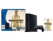 $60 off PlayStation 4 Uncharted: The Nathan Drake Bundle