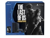 Deal: PlayStation 4 The Last of Us Remastered Bundle ($349)