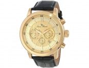 91% off Lucien Piccard Monte Viso Chronograph Men's Watch