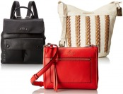 50% off Handbags from Kate Spade, Frye, Fossil, HOBO, and more