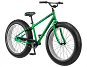 "$241 off 26"" Mongoose Beast Fat Tire All Terrain Fat Bike, 4 Colors"