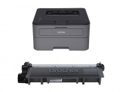 $100 off Brother HL-L2300D Laser Printer and TN630 Toner