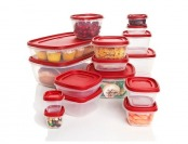 $12 off Rubbermaid 1857418 20-Piece Premier Food Container Set