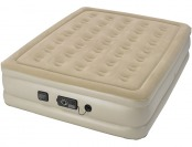 $75 off Serta Raised Air Mattress with Never Flat Pump