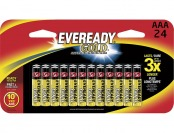 $9 off Eveready A92BP24HT Alkaline AAA 24-Pack Batteries