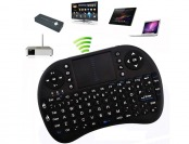 70% off Rii i8 2.4GHz Wirelesss Touchpad Keyboard Mouse