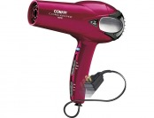 $9 off Conair 1875-Watt Cord Keeper 2-in-1 Styler, Pink