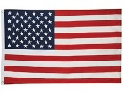 93% off U.S. Flag 3'x5' Nylon