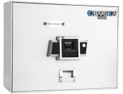 $267 off Barska BX-200 Top Opening Biometric Safe, White