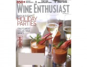 $73 off Wine Enthusiast Magazine, 13 Issues / $3.99