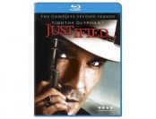 $30 off Justified: Season 2 (Blu-ray)