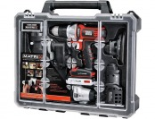 $222 off Black & Decker Matrix 6 Tool Combo Kit with Case