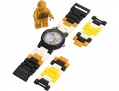 40% off LEGO Star Wars 9002960 C3PO Kids' Watch with Figurine