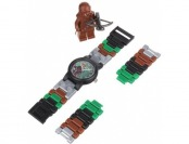 50% off LEGO Star Wars 9001116 Chewbacca Watch w/ Minifigure