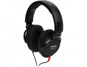 50% off Philips Extra Bass Hifi Stereo Over-the-Ear Headphones