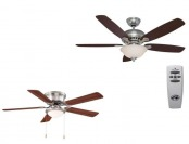 Up to 41% off Ceiling Fans at Home Depot, 6 Styles on Sale