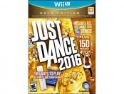42% off Just Dance 2016 (Gold Edition) Nintendo Wii U