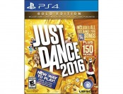 42% off Just Dance 2016 (Gold Edition) - PlayStation 4