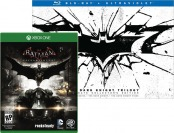 $88 off Dark Knight Trilogy: Ultimate Edition + Arkham Knight - Xbox One
