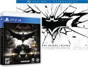 $88 off Dark Knight Trilogy: Ultimate Edition + Arkham Knight - PS4