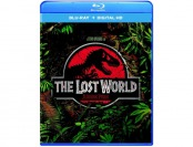 $15 off The Lost World: Jurassic Park Blu-ray Disc + Ultraviolet Digital Copy